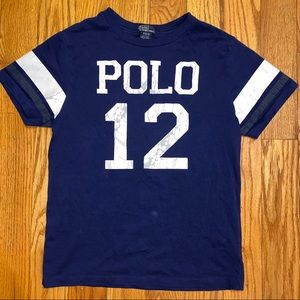 Polo by Ralph Lauren Boys Tee
